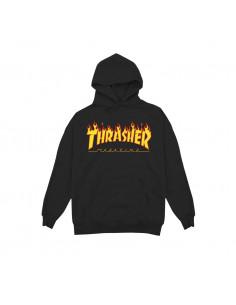 Trhasher Buzo Hoodie Flame