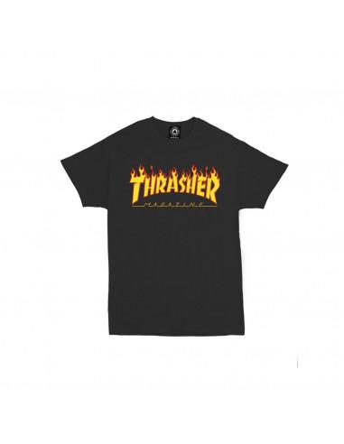 Thrasher Remera Flame