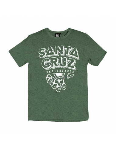 Santa Cruz Remera MGE Logo