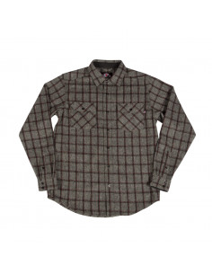 Indy Camisa ML Flannel
