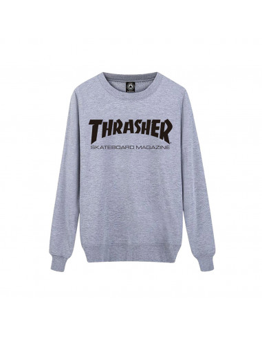 Thrasher Buzo Crewneck Skate Mag