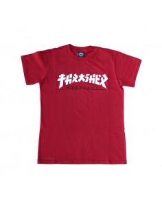 Thrasher Remera Godzilla