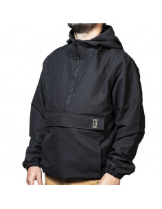 Eje Anorak Full Black