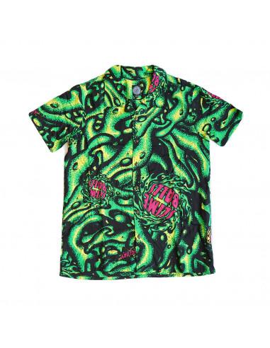 Slime Balls Camisa MC Full Print