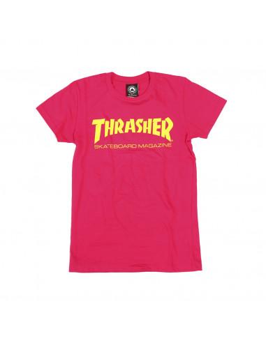 Thrasher Remera Women Mag